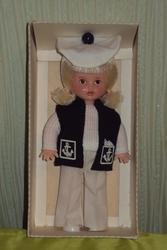 Кукла ЭССР (редкая) новая в упаковке.